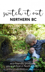 Switch It Out Northern BC - eco-friendly products in Northern BC