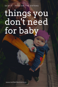 Baby Lists - Things you need for baby