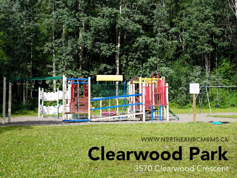 Clearwood Park - Prince George, Hart