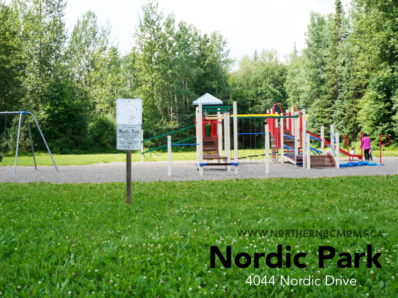 Nordic Park - Hart - Prince George Play Ground