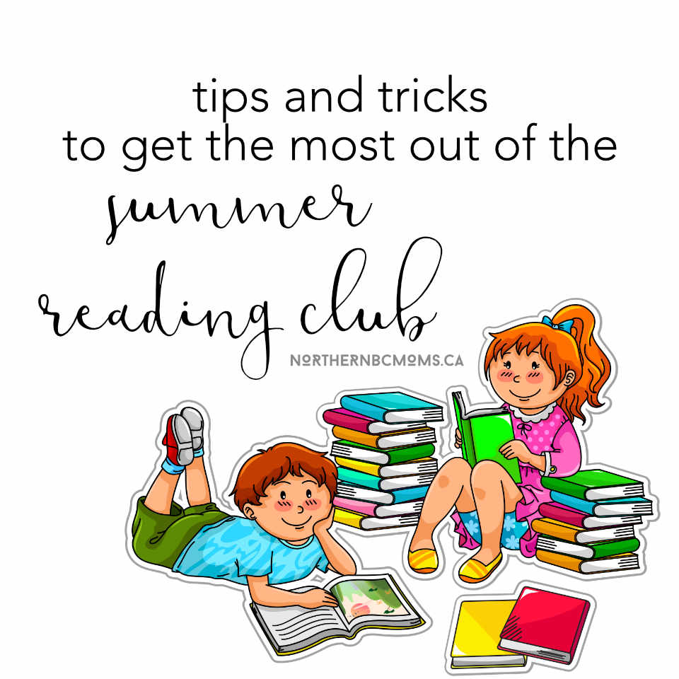 Tips & Tricks to Get the Most out of the Summer Reading Club with BC Libraries #bcparents #vancouvermom #parenting #canadianparent #library #thingstodoinsummer