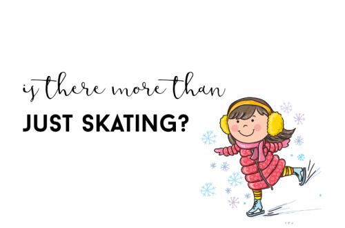 Is there more than just skating lessons in Fort St. Joh