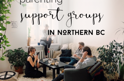 Parent Support Groups in Northern BC