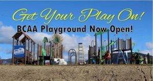 Mackenzie, BC BCAA Play Here 2018 Winner - Northern BC Community Playgrounds