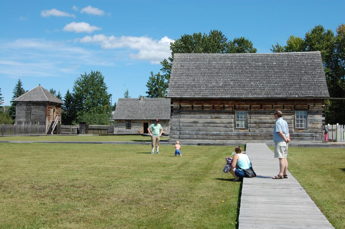 Fort St James Historic Site - Daytrips from Prince George