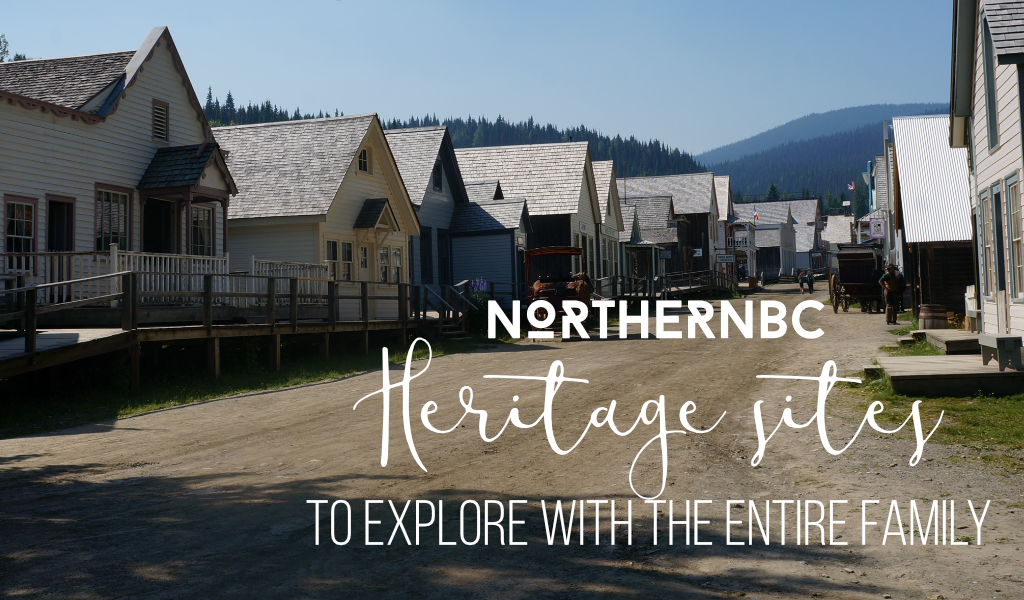 Northern BC Heritage Sites to Explore with the Family - Visit Barkerville with Kids